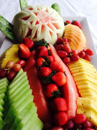Gourmet Fruit Platter (per person)