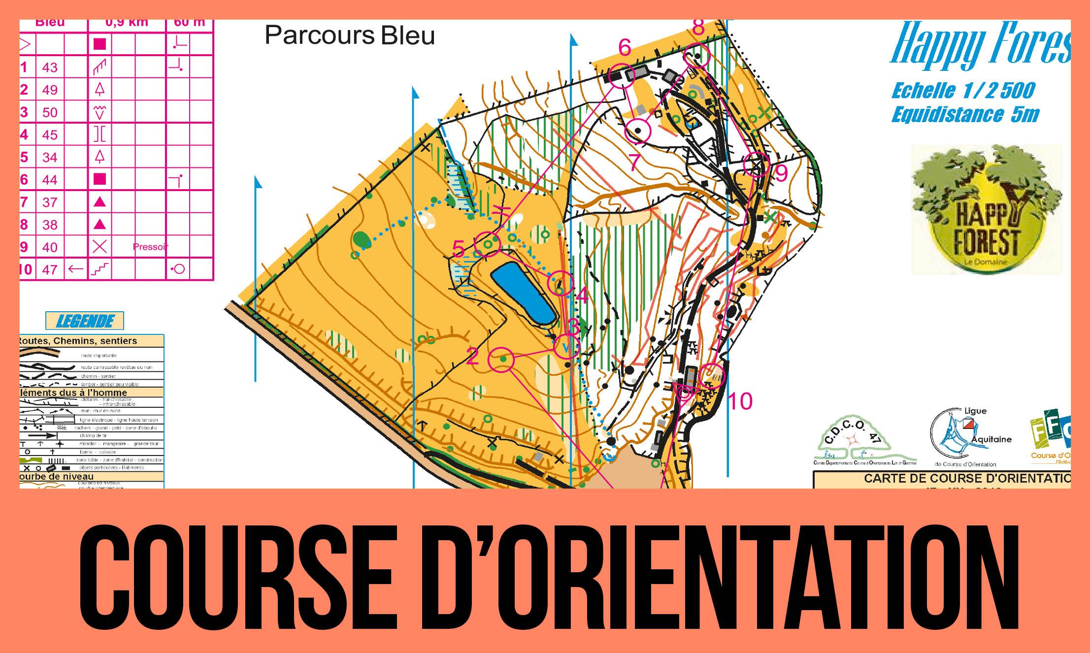 Course d'orientation