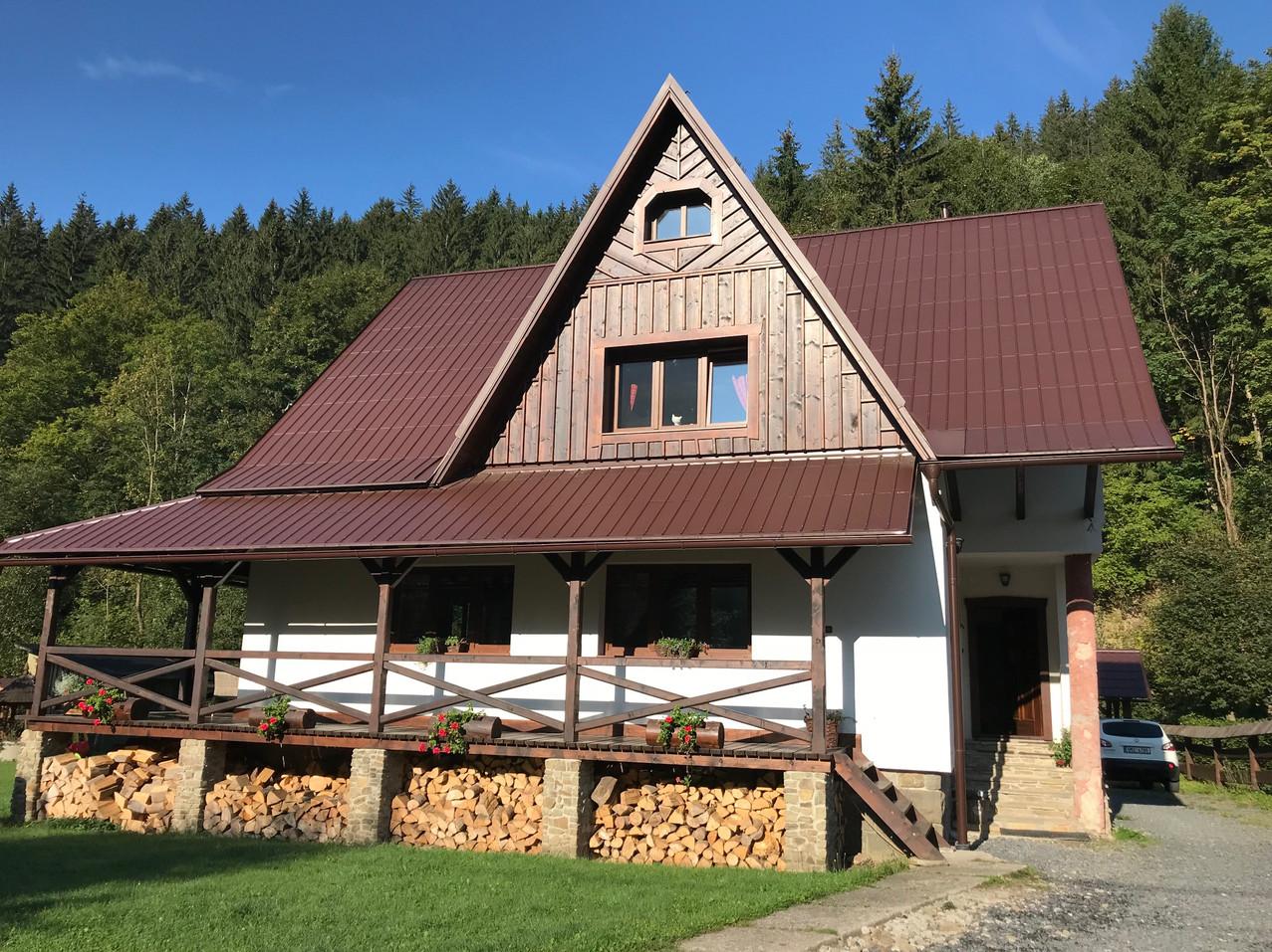 Ubytování U Vašutů (Velké Karlovice)