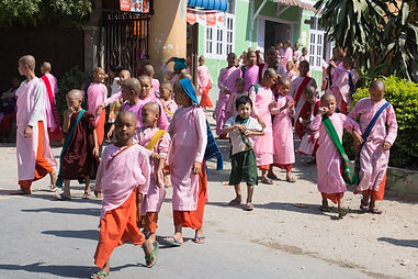 School in Sagaign