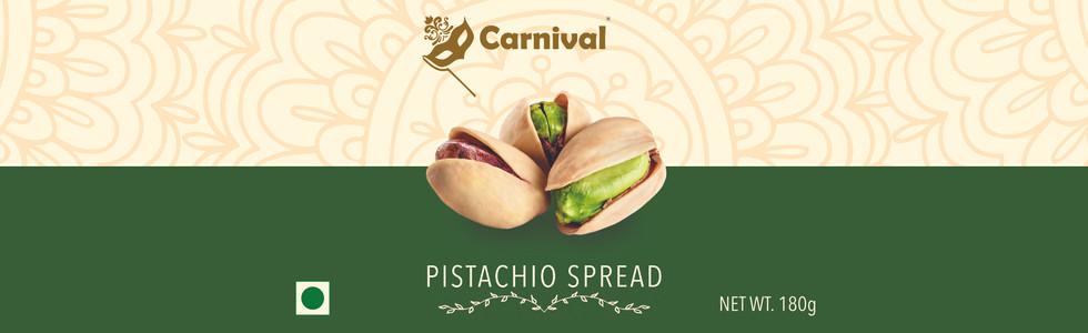 Pistachio Spread