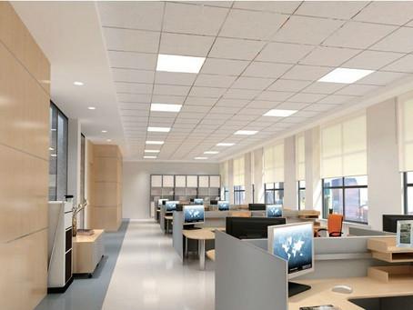 Бизнес в Украине переходит на LED технологии