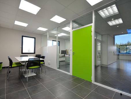 3,5 способа снизить энергопотребление в офисе.