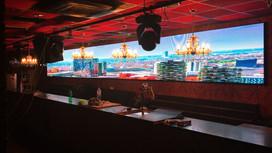 LED screen Indoor P5 Stadio Pub, Rivne