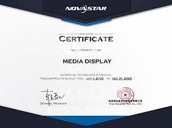 Дилер Nova Star Украина