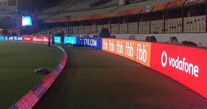 светодиодные экраны для стадионов