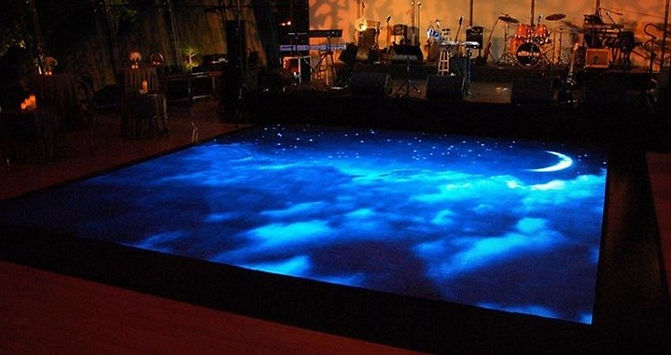 LED screens for night clubs