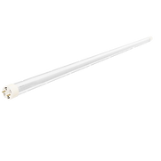 LUXLED Т8  – серия высококачественных светодиодных ламп, корпус которых полностью выполнен из матового пластика. Внутри пластиковой колбы располагается плата со сверхъяркими светодиодами Nationstar (60 шт.), световой поток составляет 1250 люмен. Лампа не перегревается даже при длительном режиме непрерывной работы. В отличии от аналогичных ламп с алюминиевым корпусом, LUXLED Т8 имеет широкий угол рассеивания (180 градусов). Энергопотребление 10 Вт. Цветовая температура 4200K.