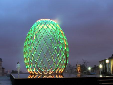 LED технологии в архитектуре медиафасадов