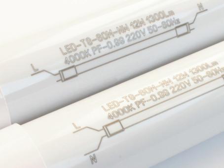 Светодиодные лампы как альтернатива люминесцентных ламп Т8