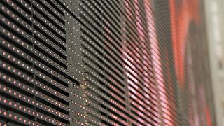 LED screens for office buildings