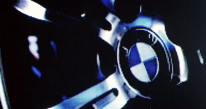светодиодные экраны для автосалонов