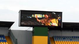LED screen P10 Cultural and sports complex NIKA, Alexandria