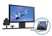 Remote control of NovaiCare LED screens
