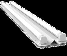 Светильники под две светодиодные лампы Т8 600mm / 1200mm / 1500mm
