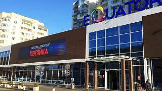 LED screens for shopping centers