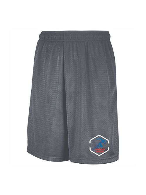 Russell Mesh 9in Shorts with Pockets #651AFM CA