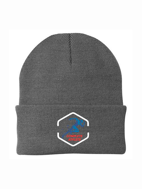 #CP90 Port & Company Knit Beanie with Cuff