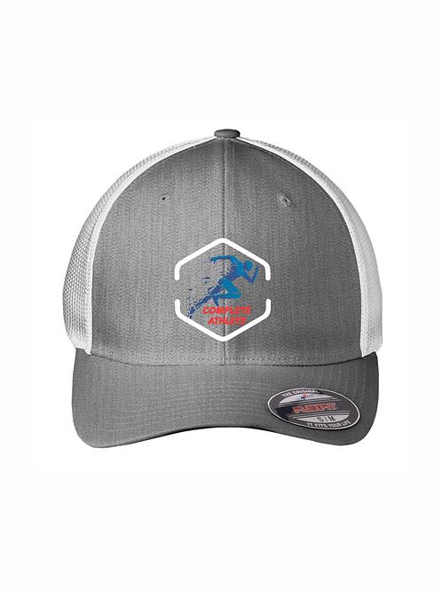 Port Authority Flexfit Mesh Back Trucker Hat #C812 CA