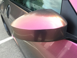 One Piece Wing Mirrors