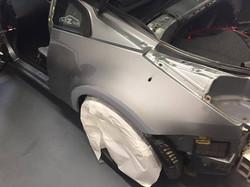 Nissan 350 full colour change wrap