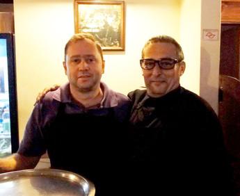 Alemão e Sandoval