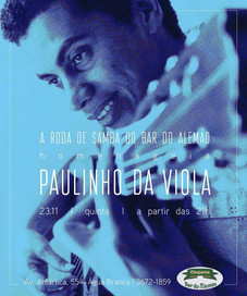 Roda de Samba - Projeto Homenagens   2018