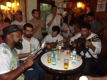 Roda de Samba convida Samba do Bule   2014