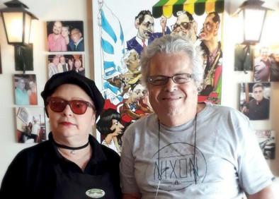 Maria e Flávio Chaves