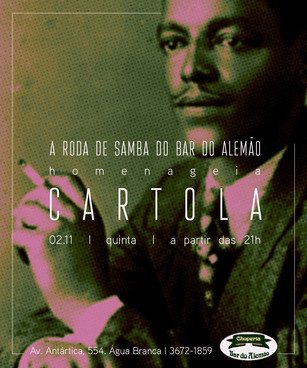 Roda de Samba - Projeto Homenagens   2017