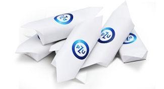 Krówki z logo PZU