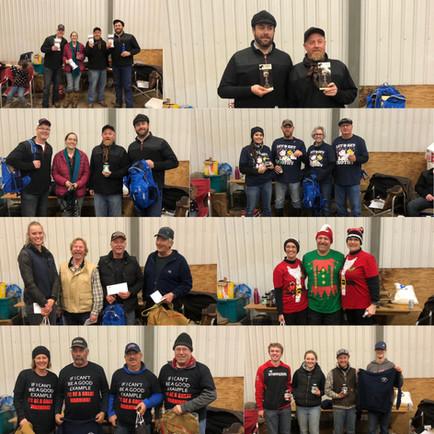 2018 Sort and Stroke Winners