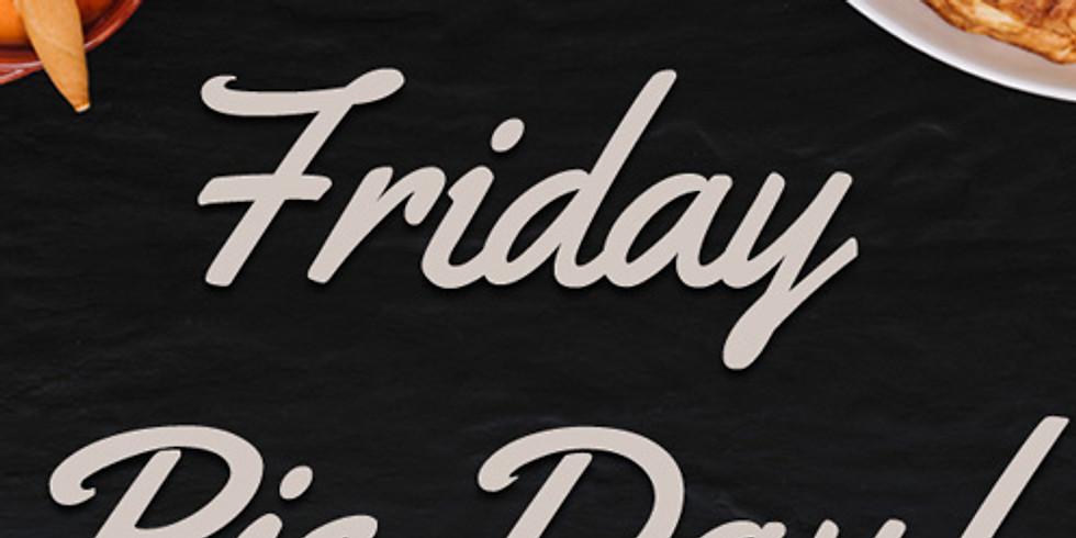 Friday Pie Day