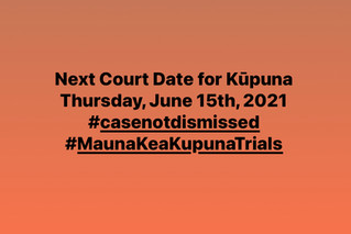 #KupunaTrials