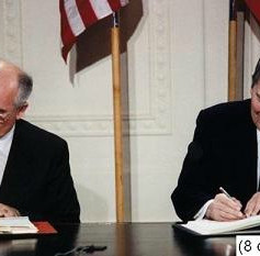 Gorbatchev et Reggan