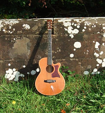 Acoustic Guitar: Guitar Tutor and Music Educationalist G83 8LN