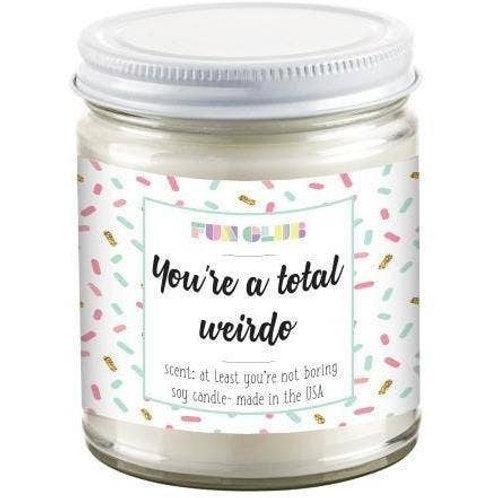Candle - Total Weirdo