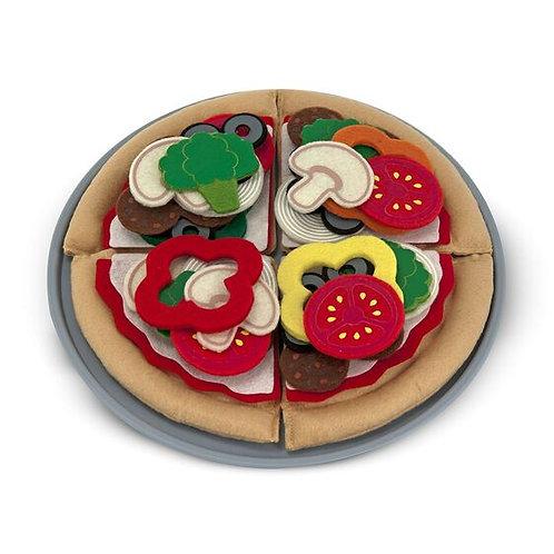 MD Play Food - Felt Pizza Set