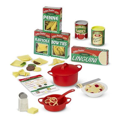MD Play Food - Prepare & Serve Pasta Set