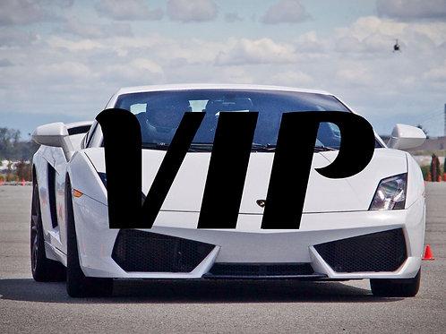 VIP 6 Laps Including 6 Full Throttle Sprints + Free Shirt: LAMBO