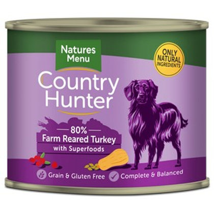 Natures Menu Farm Reared Turkey 600g