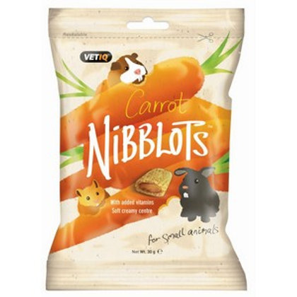 M & C Carrot Treat For Small Animals 30g