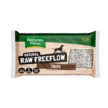 Natures Menu Frozen Freeflow Tripe 2kg