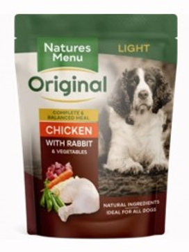 Natures Menu Dog Pouch Light