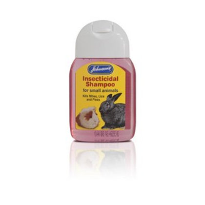 Small Animal Insecticidal Shampoo 125ml