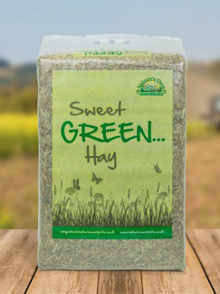 Nature's Own Sweet Green… Hay 3.5kg