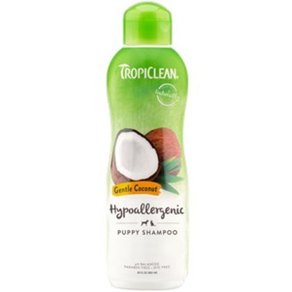 TropiClean Gentle Coconut Shampoo 592ml