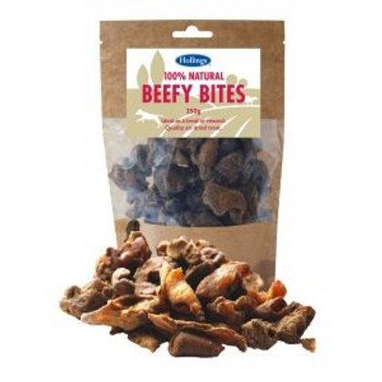 Hollings 100% Natural Beefy Bites 120g