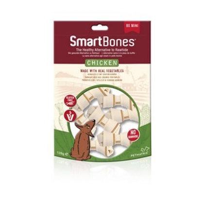 SmartBones Chicken Mini Bones (8 Pack)