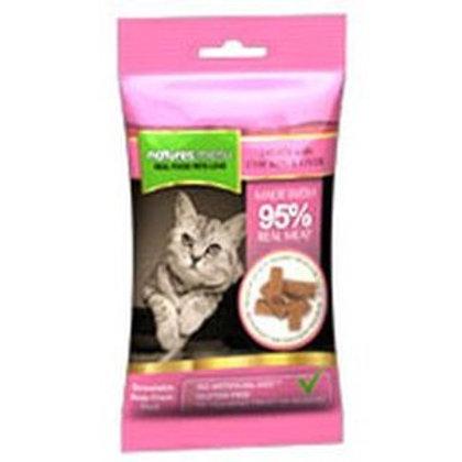 Natures Menu Cat Treats Chicken and Liver 60g